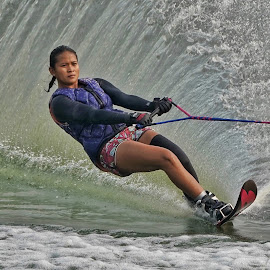 by Bernard Tjandra - Sports & Fitness Watersports