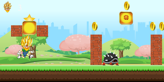 Super jabber sayan - screenshot