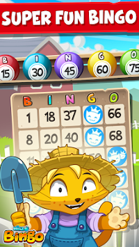 Bingo APK screenshot thumbnail 1