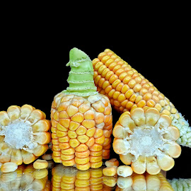 Corn by Asif Bora - Food & Drink Fruits & Vegetables