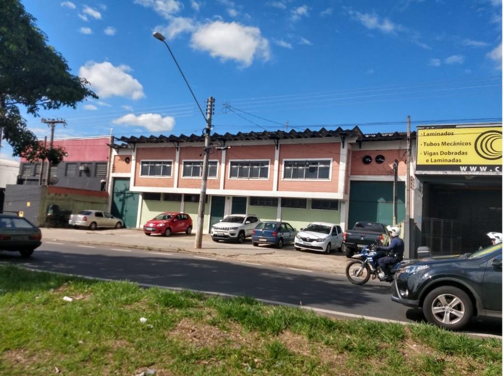 Barracão para alugar, 720 m² por R$ 10.000,00/mês - Jardim Santa Mônica - Campinas/SP
