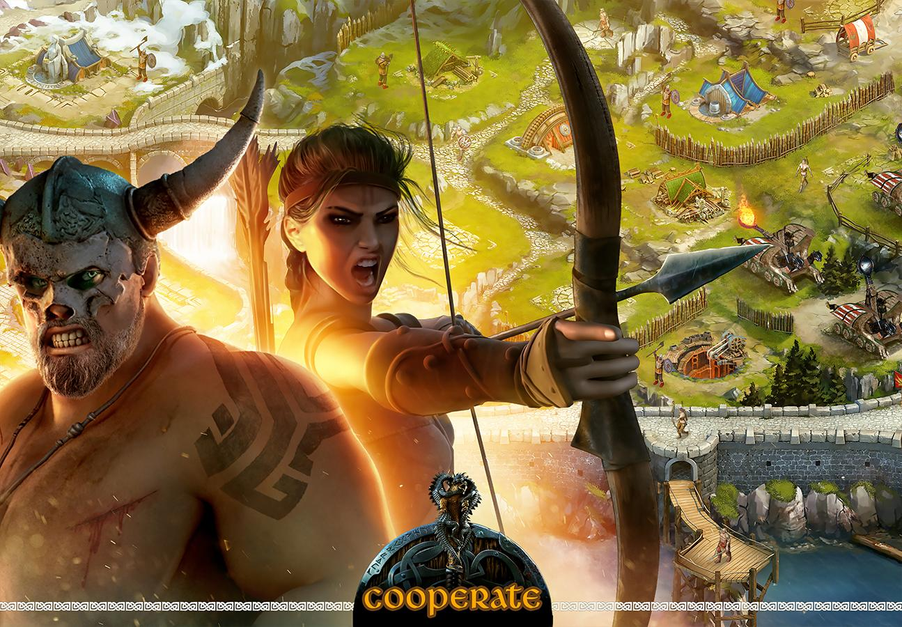 Vikings: War of Clans Screenshot 2
