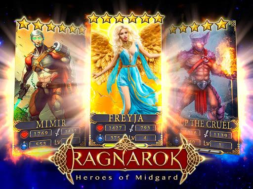 Ragnarok: Heroes of Midgard - screenshot