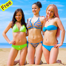 Hottest Girls Hot Beach !