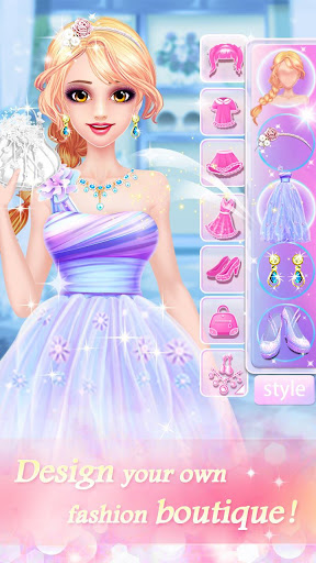 Fashion Shop - Girl Dress Up