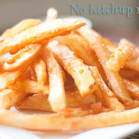 Crispy Battered French Fries
