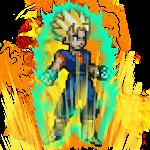 Saiyan Goku Power For PC / Windows / MAC