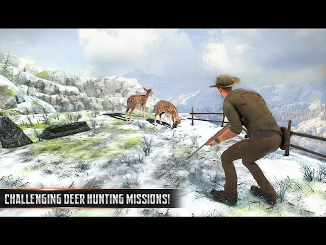 Sniper Deer Hunting Modern FPS Shooting Game APK screenshot thumbnail 21