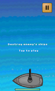 WarShip Defense - screenshot