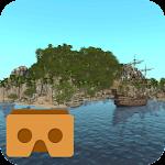 VR Island for Google Cardboard Icon