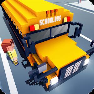 School Bus Simulator: Blocky World For PC (Windows & MAC)