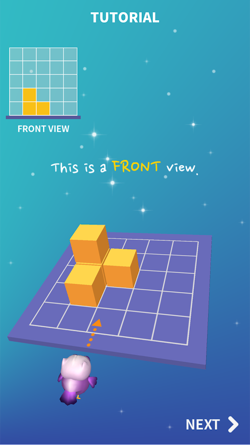 Roll The Cubes - Brain Puzzle Screenshot