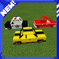 Cars Minecraft mod APK for Bluestacks