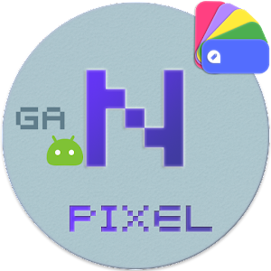 Download Pixel N Theme For PC Windows and Mac