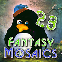 Fantasy Mosaics 23: Magic Forest For PC