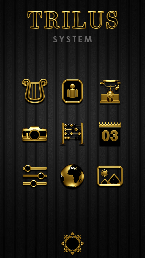 TRILUS Icon Pack Screenshot 3