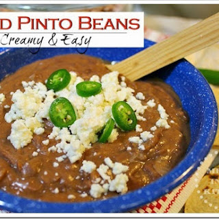 How to Make Fried Pinto Beans