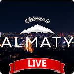 3D Almaty Live Wallpapers Icon