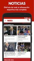 Screenshot of MARCA - Diario Líder Deportivo