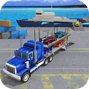 Cruise Car Ship Transport 3D For PC