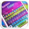 Rainbow Color Emoji Keyboard APK for Lenovo