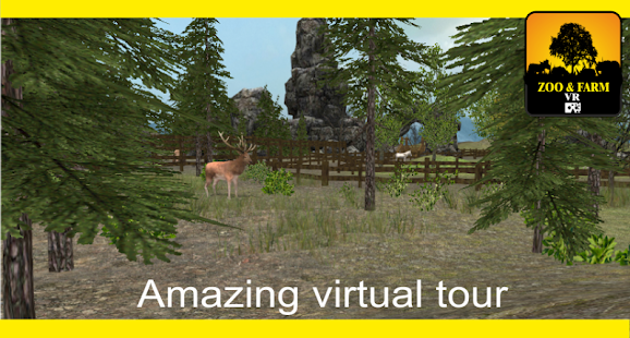 VR Zoo & Farm screenshot for Android