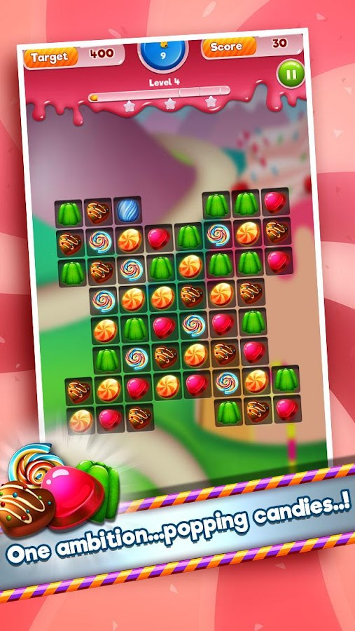 Goober Candy Craze Screenshot 2