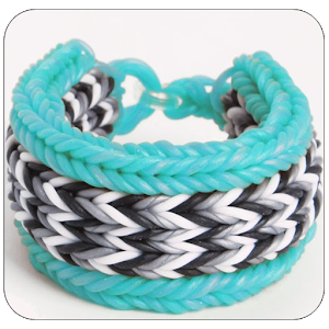 Advanced Loom Bands Patterns