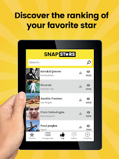 SnapStars- screenshot thumbnail