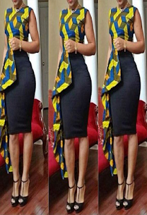 Ankara Fashion Styles Ideas - screenshot