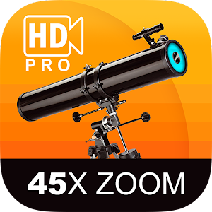 Telescope 45x HQ Img.Proc. Zoom Photo and Video For PC / Windows 7/8/10 / Mac – Free Download