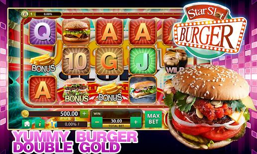 Cheeseburger slots