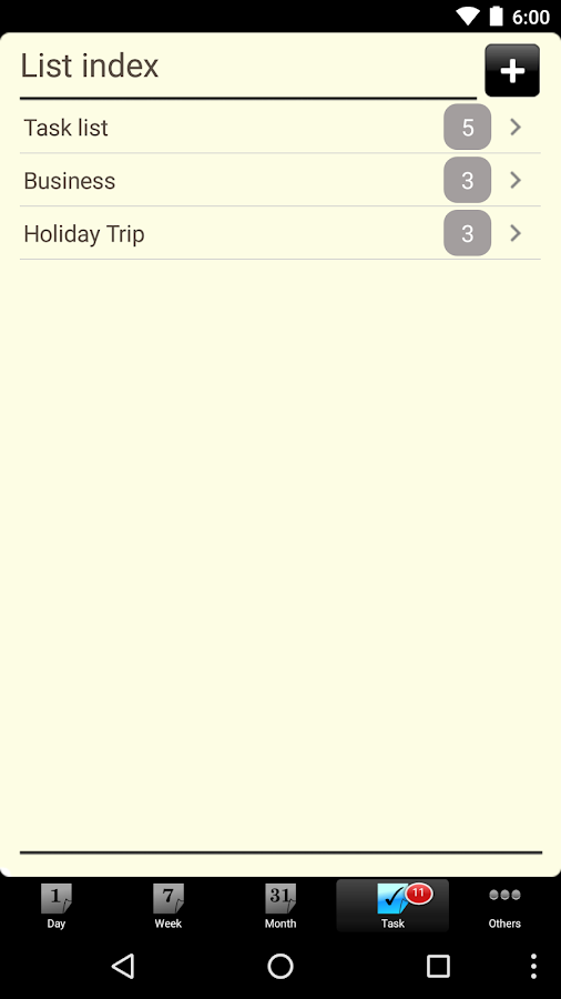 Refills(Planner App) Screenshot 6