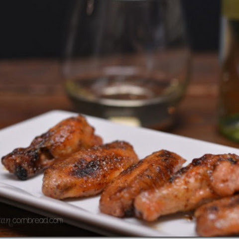 Honey Dijon Glazed Wings