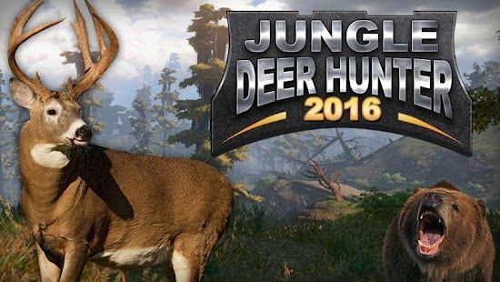Jungle Deer Hunter 2016 - screenshot