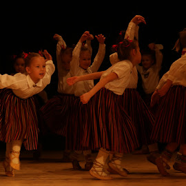 Dances VI by Atis Kalniņš - Babies & Children Toddlers ( dancing childs, dancing kids, national dances, latvia, latvian dances )
