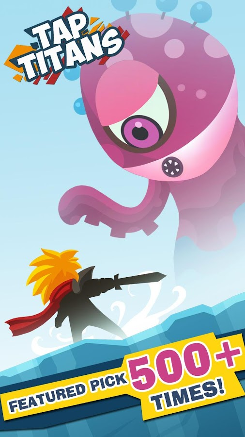 Tap Titans Screenshot 0