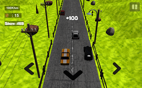 Traffic Racer : Classic - screenshot