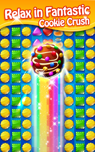Cookie Mania - Sweet Match 3 Puzzle screenshot 11