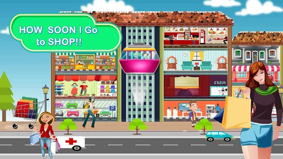 Game Supermarkets Mall Simulation apk for kindle fire