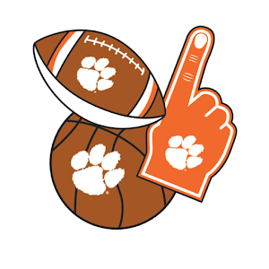 Clemson Tigers Selfie Stickers For PC / Windows 7/8/10 / Mac – Free Download