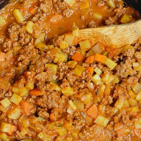 Best Mexican Picadillo