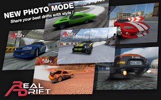 Screenshot of Real Drift Car Racing Free