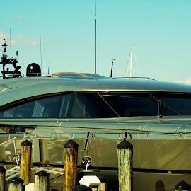by Philip Poillon - Transportation Boats