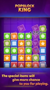 Pop Block King - Crush Block - screenshot