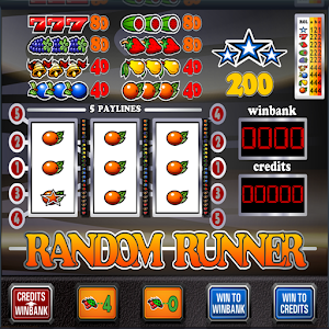 Random Runner Slot - Play Now for Free or Real Money