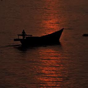 by Pak Dedi Inhil - Transportation Boats