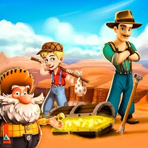 Download Goldrush:Castaway Island Bay! for PC