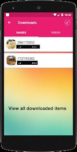 App Video Downloader for Instagram APK for Windows Phone
