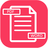 App Convert PDF to Word APK for Windows Phone